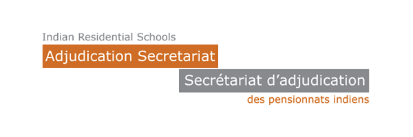 Indian Residential Schools Adjudication Secretariat Logo - Logo du Secrétariat d'adjudication des pensionnats indiens